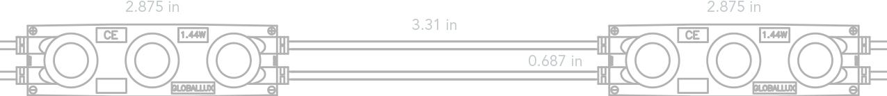 Triluxx 1.44W
